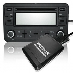 Адаптеры для штатных магнитол - Yatour ( MP3, USB, CD )