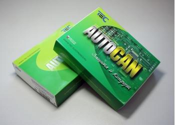 Модуль AutoCAN-F(VW,MB,BMW,Sk.,Pc.и др) v.5.