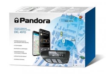 Автосигнализация PANDORA DXL 4970- Охранно- противоугонная система с автозапуском, интегрированными 3xCAN, 2LIN, GPS/ГЛОНАСС, 3G GSM-модем