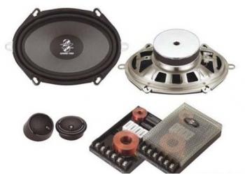 Коаксиальная акустическая система GROUND ZERO GZRC 6857X
