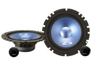 Компонентная акустическая система ALPINE SXE-17CS
