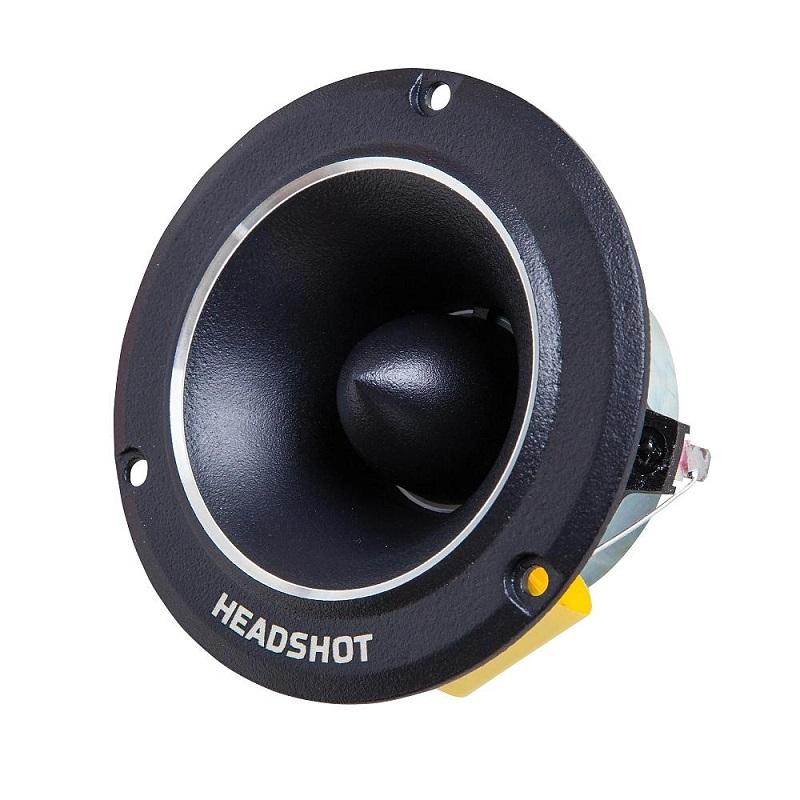 Высокочастотный динамик (рупорный твитер) KICX Headshot TW1, 60/120Вт, 108дБ