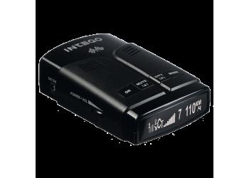 Радар-детектор INTEGO GP PLATINUM S (сигнатура нового поколения, GPS, OLED дисплей) ( Антирадар )