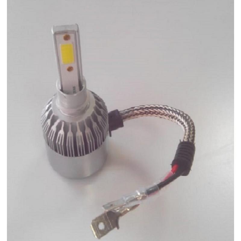 Cветодиодные LED лампы PILOT C6 H3 - нейтральный белый свет, чип COB, комплект 2 шт.