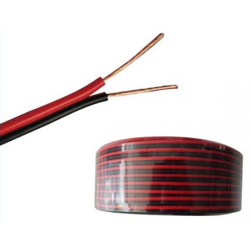 АЭРО 2х2,5, акустический кабель, бескислородная медь (бухта - 100 метров)