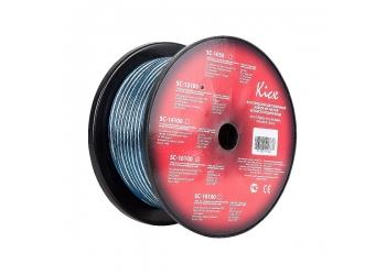 KICX SC-12100 акустический кабель, покрытый оловом, медь 99,9%, 12GA (3,31 кв.мм), бухта 100м.