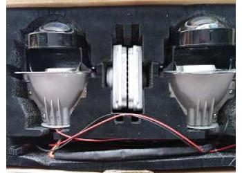 Светодиодные би-линзы 2,5 Bi-LED Pilot 2,5