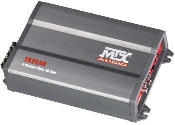 Усилитель MTX TR450 , 4-х канальный , мощность 4х50 Вт (RMS)