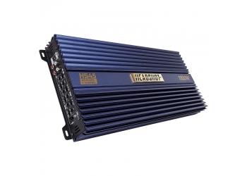 4-канальный усилитель KICX HeadShot-45, 4х200Вт 4Ом, 4х300Bт 2Ом, Мост 2х550Bт