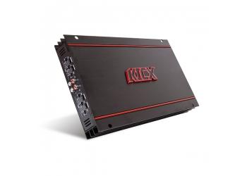 4-канальный усилитель KICX LL 90.4, 4х90Вт 4Ом, 4х130Bт 2Ом, Мост 2х280Bт
