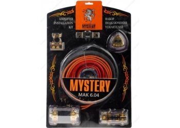 Установочный комплект проводов Mystery MAK 6.04