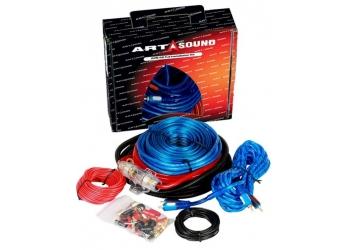 Установочный комплект проводов ART&SOUND APS4
