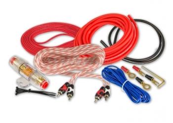 Установочный комплект проводов Aura AMP-2208