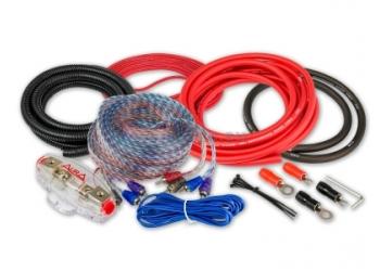 Установочный комплект проводов Aura AMP-0404