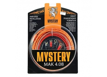 Установочный комплект проводов Mystery MAK 4.08