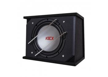 Активный корпусной сабвуфер KICX AP301BPA, 12, 350/600Вт, 88дБ