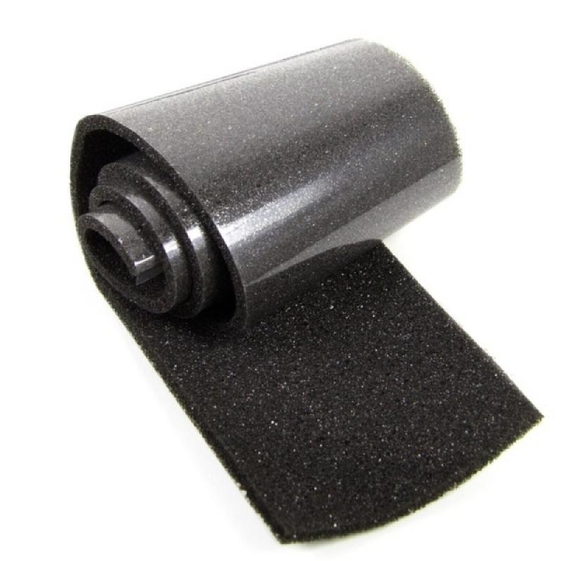 Шумофф Absorber 5 в деталях (100*750) - Уплотнитель на основе ППУ. Предназначен для уплотнения стыков пластиковых панелей, воздуховодов