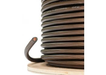 SWAT APS-085B силовой кабель 8Ga (8мм2) бескислородная медь, цена за 1 метр