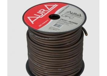 AURA PCС-408B силовой кабель 8Ga (8мм2) бескислородная медь