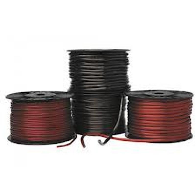 MYSTERY MPC-08Black силовой кабель 8Ga (8мм2)