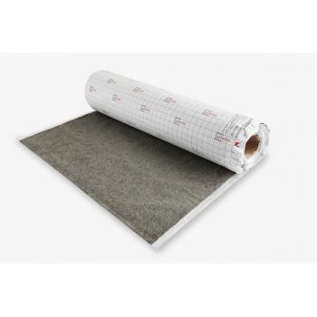 Шумофф Акустик ( Карпет на клеевой основе) цвет Серый, ширина рулона 0,7м. (цена за 1 погонный метр)