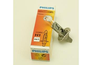 Галогеновая лампа Philips H1 Premium 1шт
