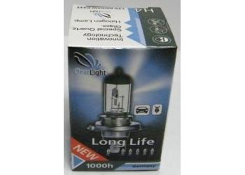 Галогеновая лампа Clearlight  H3  LongLife 1 шт