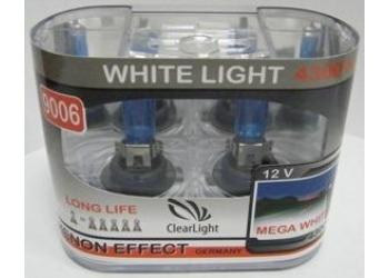 Галогеновая лампа Clearlight H3  WhiteLight 2 шт