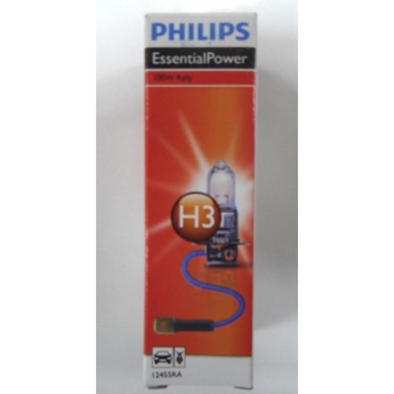 Галогеновая лампа Philips  H3  Rally 1 шт