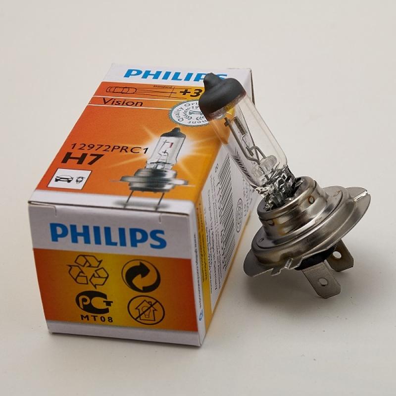 Галогеновая лампа Philips  H7 Premium 1шт
