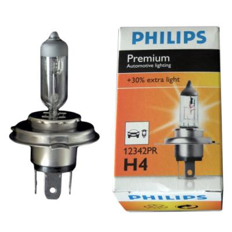 Галогеновая лампа Philips  HB3 Premium 1шт