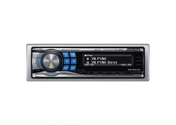 Автомагнитола ALPINE CDA-9885R, 1DIN, CD/MP3-проигрыватель, 4X50Вт, AUX-вход, 3 RCA-выхода, (распродажа)