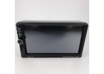 Автомагнитола Marcus DVU-7021G, Мультимедиа, Navigation, GPS, 2DIN, 4X50Вт, USB/SD, AUX-вход, Сенсорный экран, Bluetooth