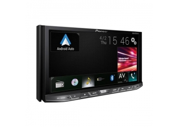 Автомагнитола PIONEER AVH-X8800BT, Мультимедиа, 2DIN, CD/DVD-проигрыватель, 4X50Вт, USB/SD, AUX-вход, Apple CarPlay, Android Auto, Full HD видео, Bluetooth