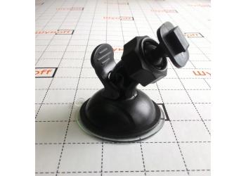 Кронштейн для видеорегистраторов №1 на присоске