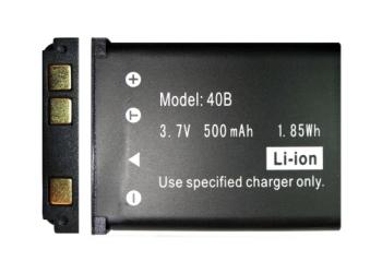 Аккумулятор 40B (для DVR 490i, 800h)
