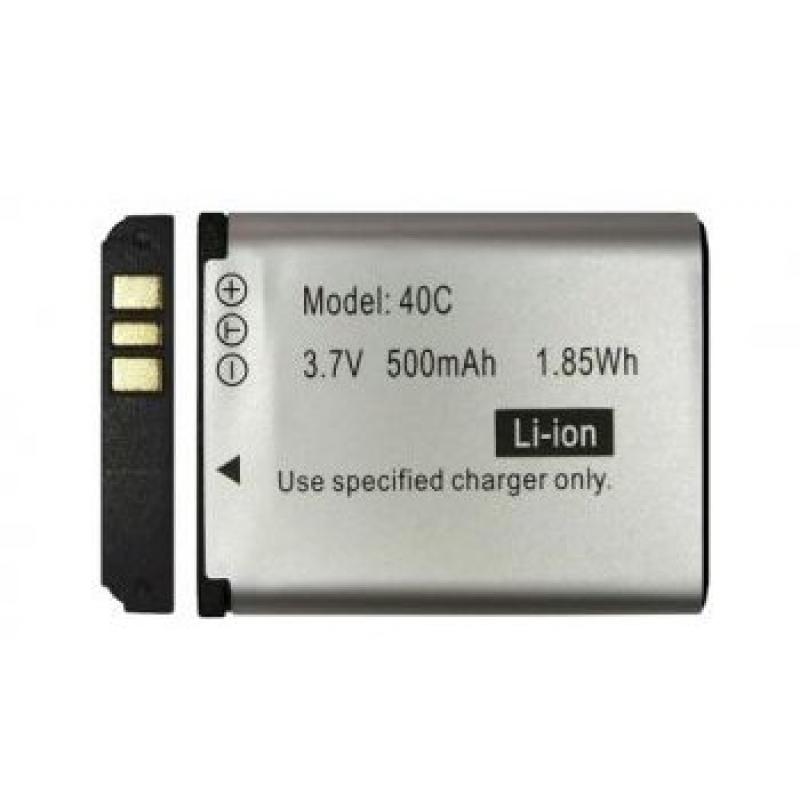 Аккумулятор 40C (для DVR 480i, 730h, 680fh)