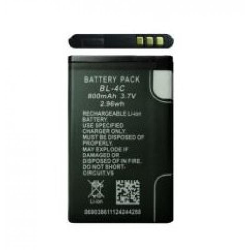 Аккумулятор BL-4C (для DVR 465i, 470i, 770h, 200h, 500fh, S1000fh)