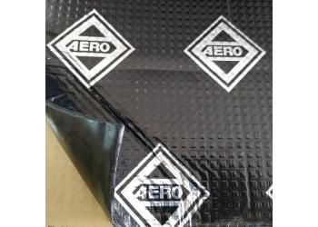 Вибролист AERO M4.0 Black (500*600*4,0мм) Автомобильный шумоизоляционный материал