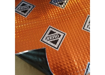 Вибролист AERO M2.1 Bronze (500*600*2,1мм) Автомобильный шумоизоляционный материал