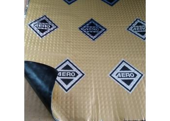 Вибролист AERO M3.0 Gold (500*600*3,0мм) Автомобильный шумоизоляционный материал