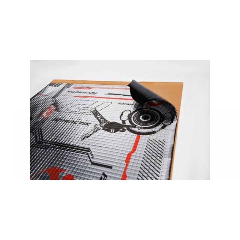 Practik 1,6 (0.75м*0.46м) - Вибро материал, Практик