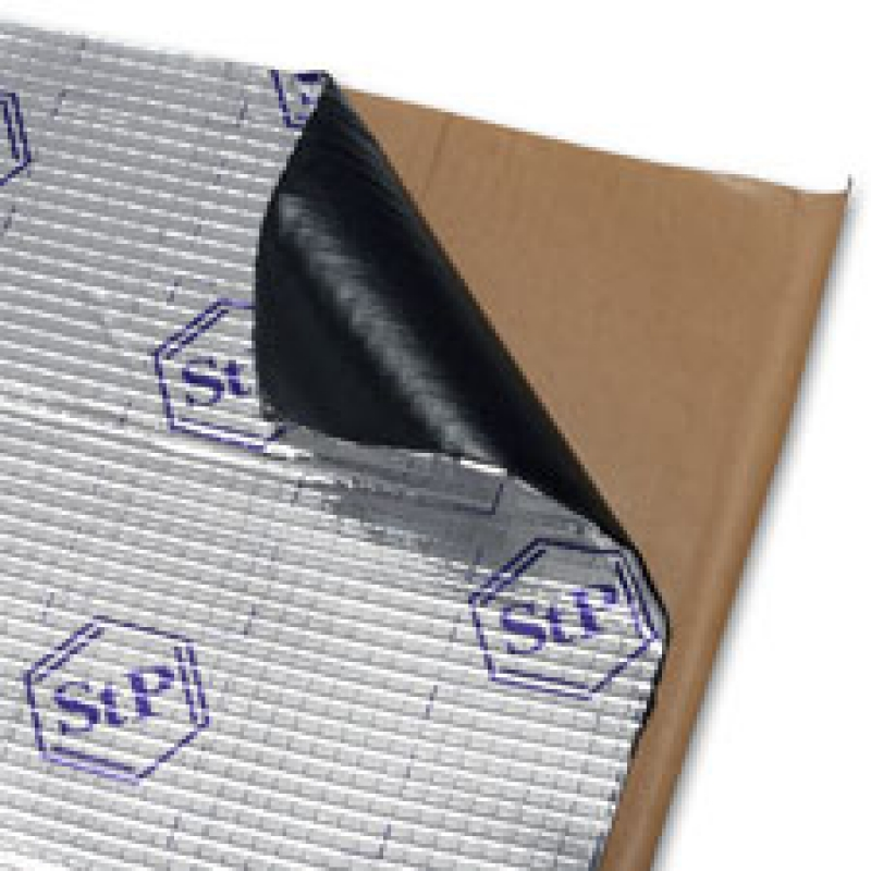 Вибропласт Silver (0,53м. х 0,75м.)