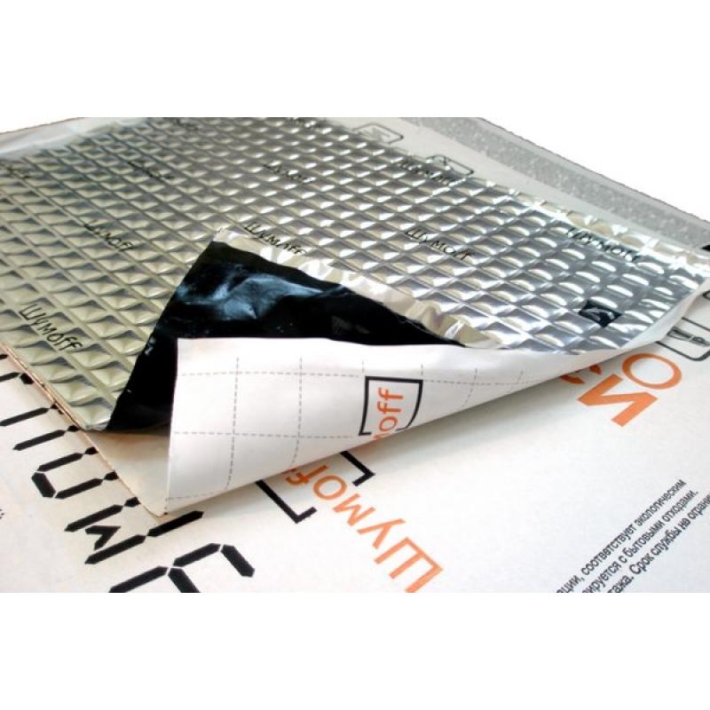 Шумофф М3 (0,37м*0,27м) - Вибро материал