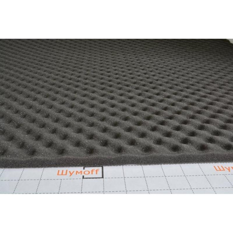 Practik FLEX А15 (0,75м*1,00м*15мм) - шумо поглотитель Практик