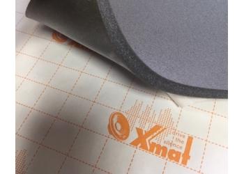 X.Mat П3008 (0,75м*0,56м*8мм) - Звуко - теплоизоляционный материал на основе вспененного полиэтилена
