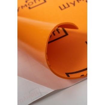 Шумофф П4В (0,75м*0,56м*4мм) - Звуко-теплоизоляционный материал с водостойким липким слоем на основе вспененного полиэтилена