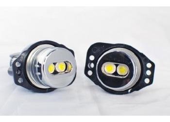 Светодиоды в фары для BMW E90