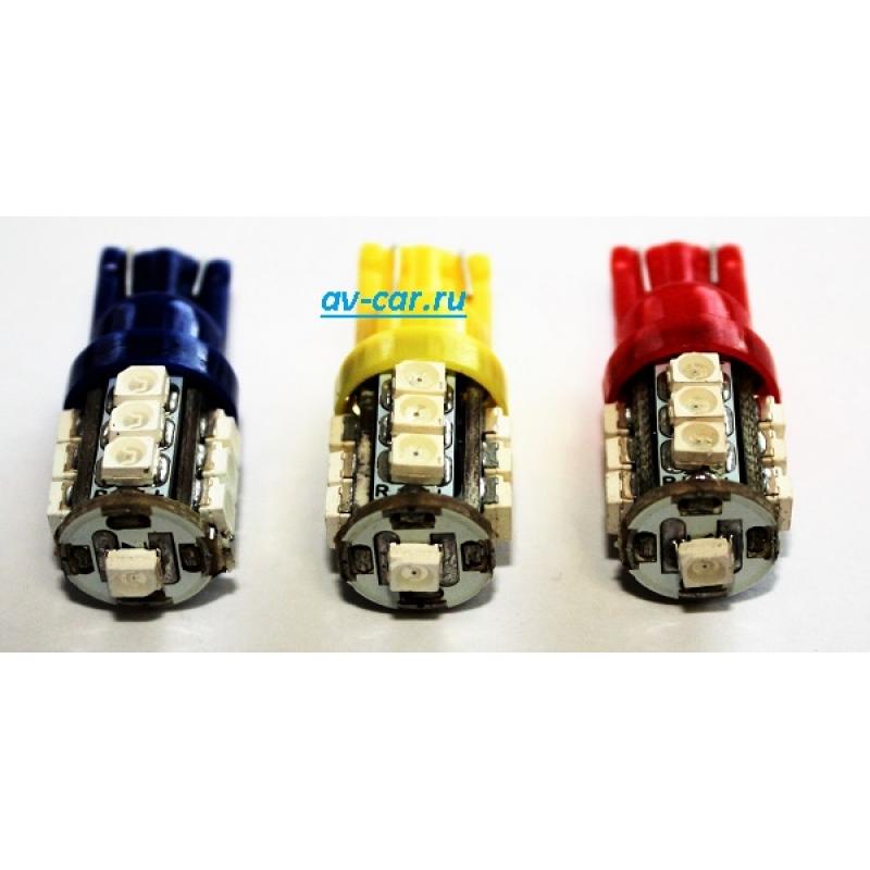 T10-13SMD BLUE светодиод