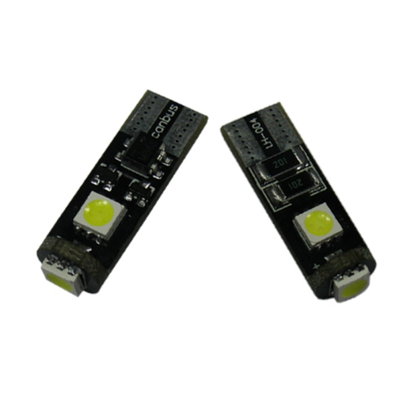 T10-3SMD canbus YELLOW светодиод